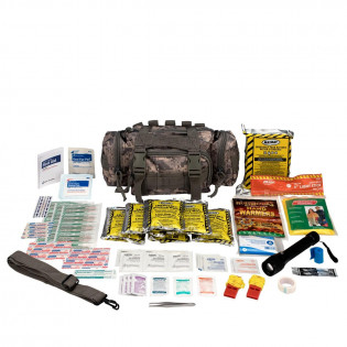 The Emergency Preparedness, 1 Person, DigiCamo Fabric Bag