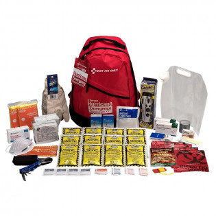 The 2 Person Emergency Preparedness Hurricane Backpack
