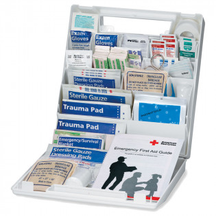 The American Red Cross Family First Aid Kit