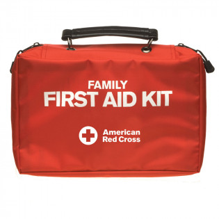 The American Red Cross Deluxe Family First Aid Kit