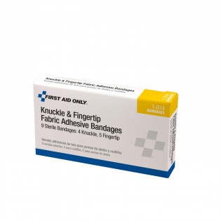 The Knuckle & Fingertip Bandage - Fabric - 9 Per Box