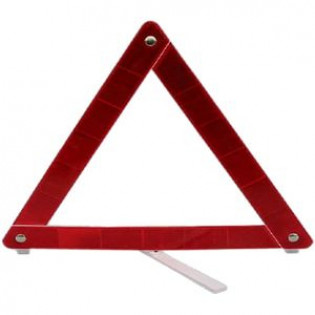 The Mayday Industries Reflecting Triangle w/ Stand