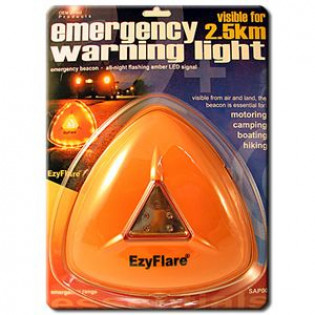 The Mayday Industries EZ Flare Emergency Warning Light