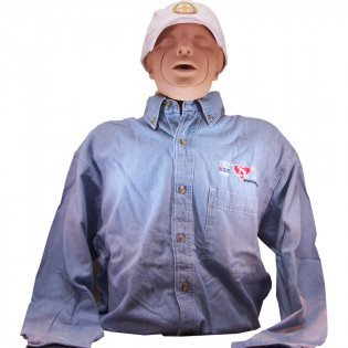 The American CPR Training™ / AEHS Men's Instructor Shirt - Large