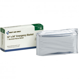 The First Aid Only® Emergency Blanket - 1 Per Box