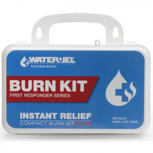 The Universal Burn First Aid Kit, Plastic