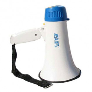 The MayDay Industries Emergency Gear Mighty Mite Megaphone - 5 Watt