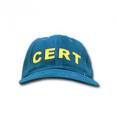 The C.E.R.T. Logo Baseball Hat