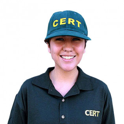 The C.E.R.T. Logo T-Shirt - Large