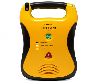 The Defibtech LifeLine AED - 7 year battery (SPANISH)