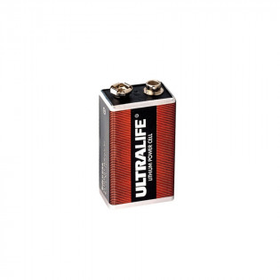 The Defibtech 7 year Battery Pack, 9V Lithium