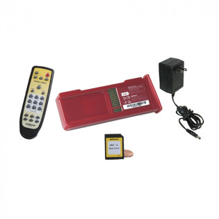 The Defibtech AED Training Package (DCF-302T with remote)