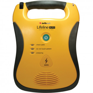 The Defibtech AUTO AED - 5 year battery