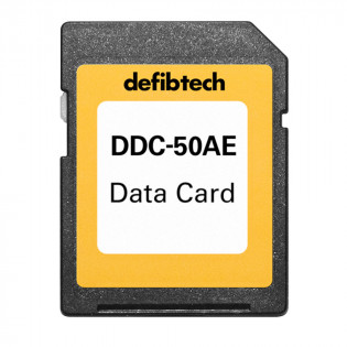 The Defibtech Medium Capacity Data Card (50-minutes, Audio)