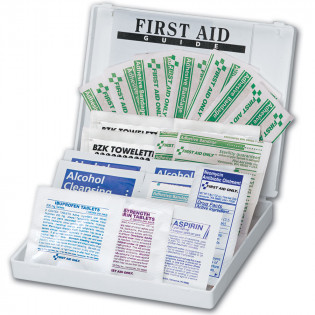 The First Aid Only® All Purpose First Aid Kit, 34 Pieces - Mini