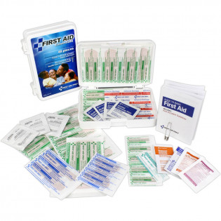 The First Aid Only® All Purpose First Aid Kit, 48 Pieces - Medium