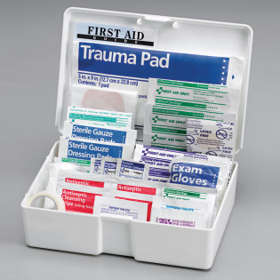 The First Aid Only® All Purpose First Aid Kit, 81 Pieces - Medium