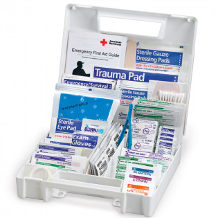 The First Aid Only® All Purpose First Aid Kit, 200 Pieces - Large