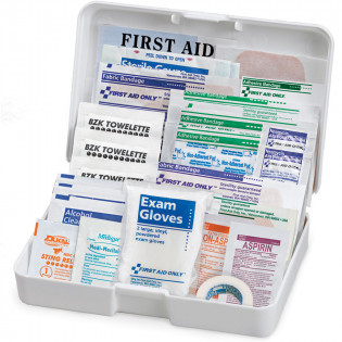 The First Aid Only® Auto First Aid Kit, 41 Pieces - Medium