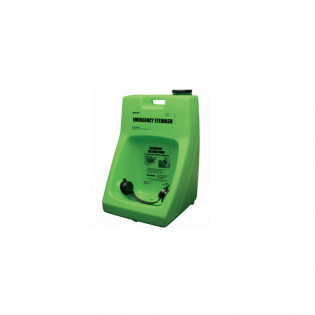 The Honeywell Fendall / EyeSaline Brand  Porta Stream I Eyewash Station