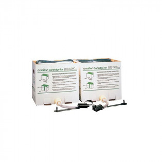 The Honeywell Fendall / EyeSaline Brand  Pure Flow 1000 Cartridges - 2 Per Set