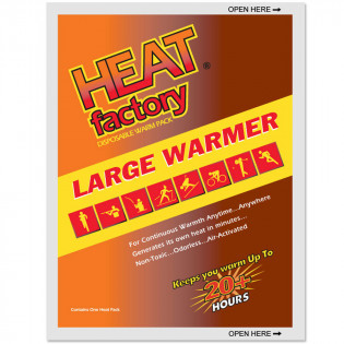 The Heat Factory® Heat Factory Large Warmer, 1 Each