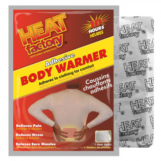 The Heat Factory® Handi Heat Adhesive Body Warmer , 1 Each