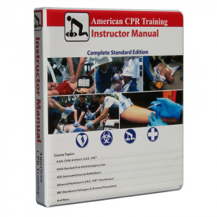 The American CPR Training™ Instructor Manual, ILCOR/ECC Guidelines