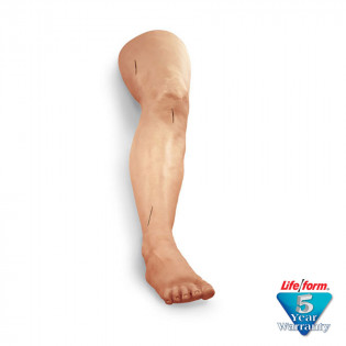 The Life/form® Suture Practice Leg