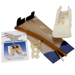 The Life/form® Spinal Injection Simulator Replacement Kit