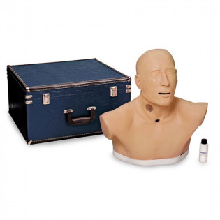 The Life/form® Tracheostomy Care Simulator
