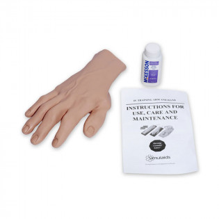 The Life/form® Advanced IV Hand Replacement Skin and Veins