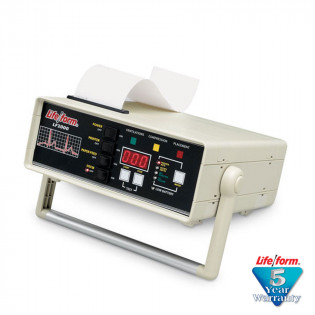The Life/form® Electronic Monitoring, Memory, and Printer Unit