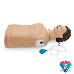 The Life/form® Airway Management Trainer Mannequins