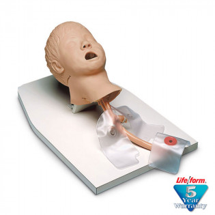 The Life/form® Child Airway Management Trainer on Stand with Case