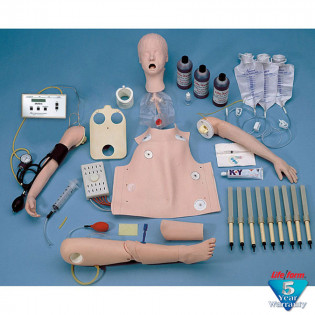 The Life/form® Complete Child Update Kit for Resusci Junior*