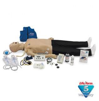 The Life/form® Deluxe CRiSis Mannequin