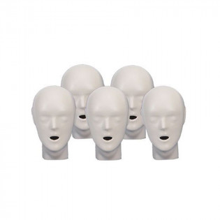 The CPR Prompt™ 5-pack Adult/Child Heads - Tan