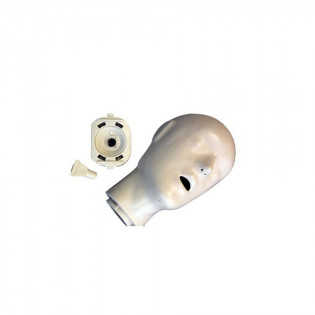 The CPR Prompt™ Adult/Child Head Assembly - Blue