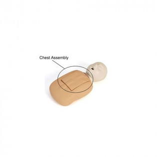 The CPR Prompt™ Coated Infant Chest Assembly - Tan