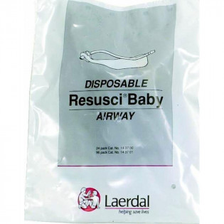 The Laerdal® Resusci Baby - Infant Mannequin Airways - 96 Per Pack