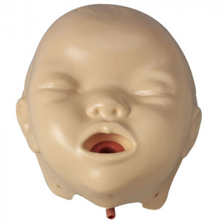 The Laerdal® Baby Anne - Infant Mannequin Faces - 6 Per Pack