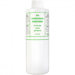 The First Aid Store™ Hydrogen Peroxide 3%, 16 oz. - 1 Each