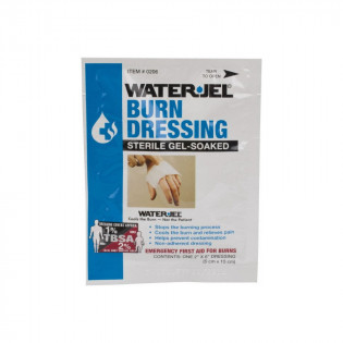 "The Water Jel® Burn Dressing, 2""x6"""