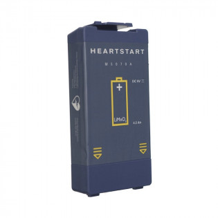 The Philips FRx/OnSite/HOME AED Replacement 4-Year Battery