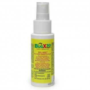 The BugX™ Insect Repellant Pump Spray, 30% DEET 2 oz.