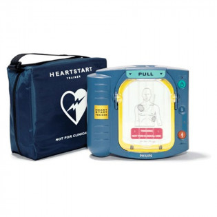 The Philips HeartStart Trainer