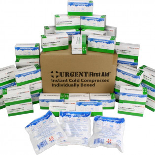 "The Instant Cold Compress, Boxed 4""x5"" - 50 Per Case"