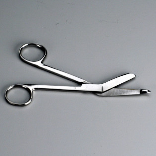 "The First Aid Store™ Deluxe Stainless Steel Scissors - 5-3/4"" - 1 Each"