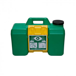 The HAWS 15 Minute Portable Eye Wash Station - 1 Each